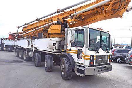 2000 Schwing 52-Meter Concrete Boom Pump Truck For Sale | #048