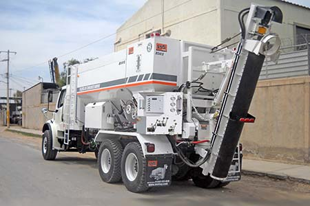 2013 Zimmerman Mobile Concrete Mixer